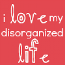 I Love my disorganized life