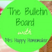 The bulletin board