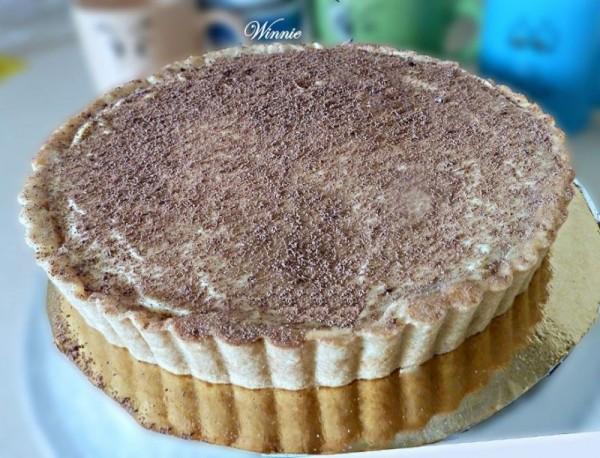 Lemon Chocolate Tart