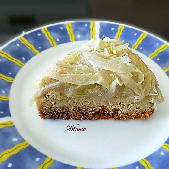 Caramelized Onion Upside-Down Tart