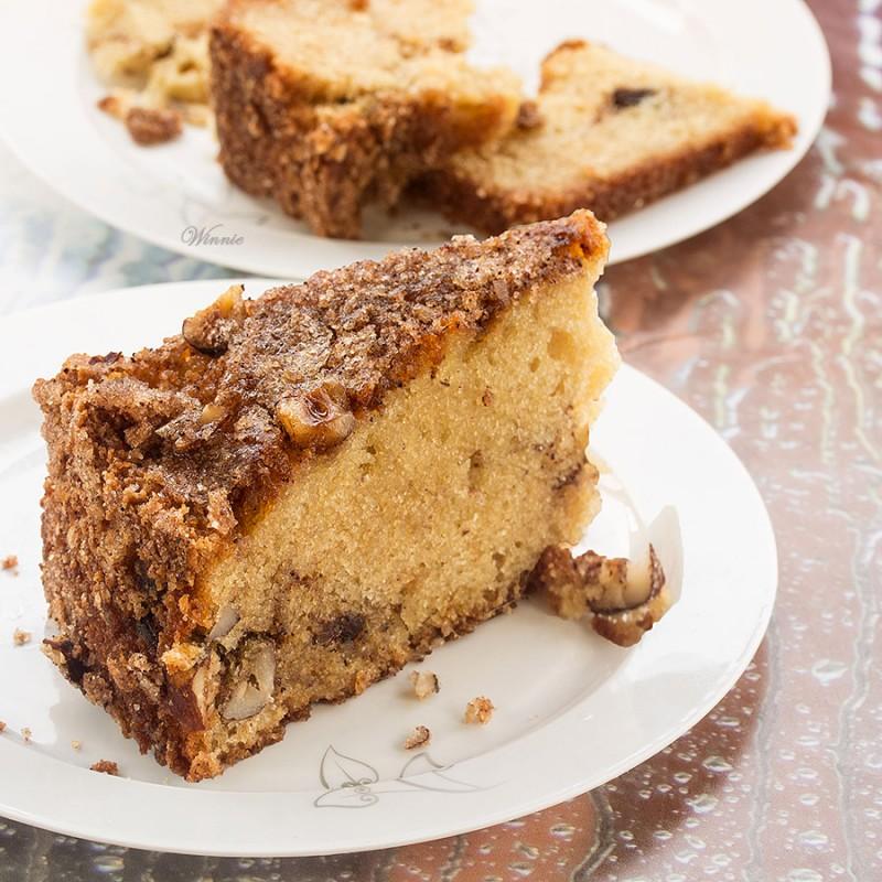 Snickerdoodle Cake