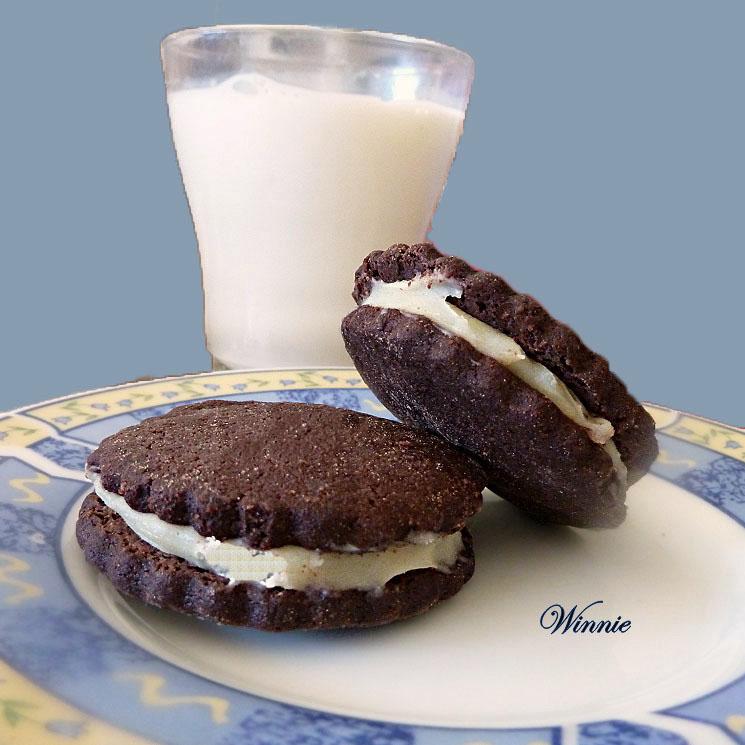 עוגיות אוריאו-א