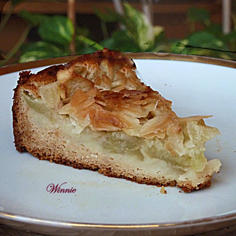 Unique Apple Cake