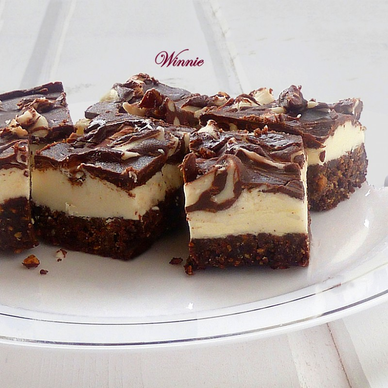 Nanaimo Bars: My no-egg version