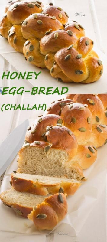 Honey Challah
