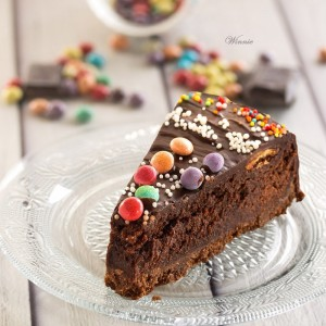 Rich Mississippi Mud Cake