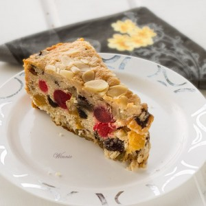 Rich Dried-Fruits Cake