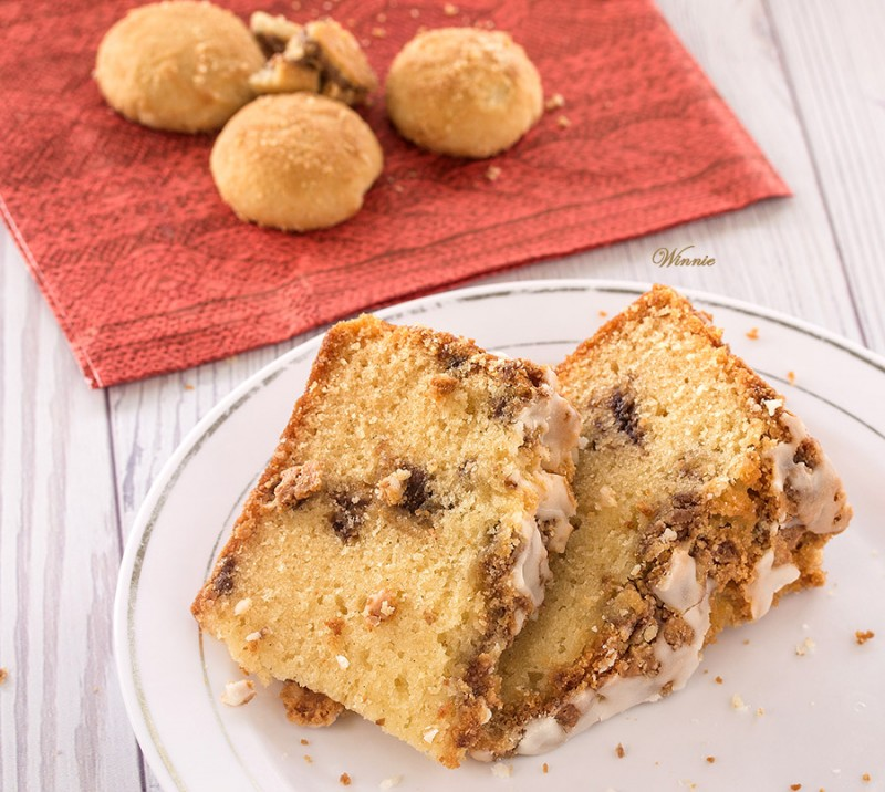 Cream-cookie Vanilla Cake
