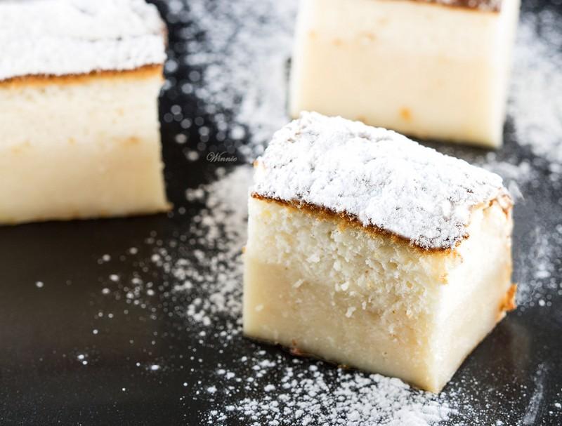 Honey Magic Cake