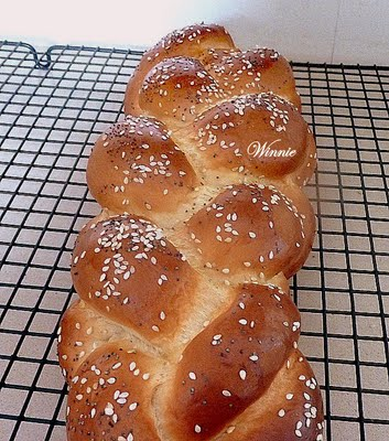 Extra Rich Challah